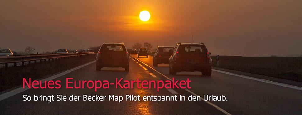 Becker Map Pilot Update 2019 Free
