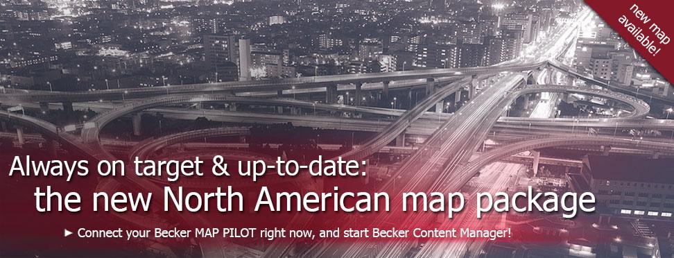 Harman Becker Shop - Register becker map pilot us
